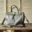 กระเป๋าหนัง แท้ Bag Rio (สีเทา) thumbnail 1