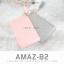 กระเป๋าสตางค์ผู้หญิง ทรงถุง รุ่น AMAZ-B2-L สีชมพูเข้ม thumbnail 10