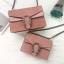 กระเป๋าหนัง Gucci (Baby Pink) size 8.5นิ้ว thumbnail 2