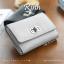 กระเป๋าสตางค์ผู้หญิง ใบสั้น รุ่น RINN สีชมพู thumbnail 13