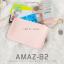 กระเป๋าสตางค์ผู้หญิง ทรงถุง รุ่น AMAZ-B2-L สีชมพูเข้ม thumbnail 17