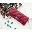 กระเป๋าสตางค์หนังแกะ linly red thumbnail 1