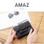 กระเป๋าสตางค์ผู้หญิง ขนาดกลาง รุ่น AMAZ สีม่วง thumbnail 28