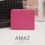 กระเป๋าสตางค์ผู้หญิง แบบบาง รุ่น AMAZ SlimII สีชมพู thumbnail 2