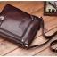 กระเป๋าหนังแท้ Teemzone coffee สำหรับคุณผู้ชาย thumbnail 6