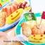 พร้อมส่ง ** Kracie Popin Cookin Kid Lunch (Okosama Lunch) ชุดทำอาหารกลางวันของคุณหนูๆ น่ารักมากๆ ทำเสร็จแล้วกินได้จริงๆ ด้วยนะคะ thumbnail 2