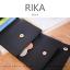 กระเป๋าสตางค์ผู้หญิง รุ่น RIKA สี Indian Red แดงอินเดียน thumbnail 10
