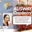(แบ่งขายด 30 เม็ด) Ausway Cranberry 50000 mg. แครนเบอร์รี่สกัดเข้มข้น วิตามินสำหรับผู้หญิงโดยเฉพาะ thumbnail 12