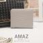 กระเป๋าสตางค์ผู้หญิง แบบบาง รุ่น AMAZ SlimII สีชมพู thumbnail 20