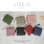 กระเป๋าสตางค์ผู้หญิง LIZE-S สีเขียว thumbnail 17