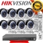 Hikvision (( Camera SET 8 )) HD1080P (DS-2CD2022WD-I x 8, DS-7608NI-E2/8P x 1) HIKVISION SET 8Channel Turbo HD 1080P 8 Camera 1 DVR thumbnail 1