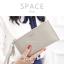 กระเป๋าสตางค์ผู้หญิง ทรงถุง รุ่น SPACE สีฟ้า thumbnail 22