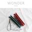 กระเป๋าสตางค์ผู้หญิง รุ่น WONDER สีชมพู thumbnail 13