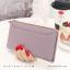 กระเป๋าสตางค์ผู้หญิง รุ่น CLASSIC สีชมพู thumbnail 10