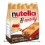 พร้อมส่ง [สินค้านำเข้าจากฝรั่งเศส] ** Ferrero Nutella B-ready เวเฟอร์อบกรอบรูปขนมปังฝรั่งเศสสอดไส้นูเทลล่า บรรจุ 8 ชิ้น thumbnail 1
