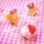พร้อมส่ง ** Strawberry Soft Cream Marshmallow มาร์ชเมลโล่ใส่โคนไอติม ทำให้เหมือนซอฟท์ครีมจิ๋ว มาในแพคเกจสุดน่ารัก 1 ชิ้น thumbnail 1