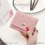 กระเป๋าสตางค์ผู้หญิง ใบสั้น รุ่น DIAMONDS-S สีดำ thumbnail 10