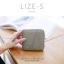 กระเป๋าสตางค์ผู้หญิง LIZE-S สีเขียว thumbnail 18