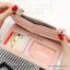 กระเป๋าสตางค์ผู้หญิง รุ่น CLASSIC สีชมพู thumbnail 22