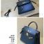 กระเป๋า hermes Kelly 28 (Turquoise) thumbnail 4
