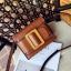 กระเป๋าหนังพรีเมี่ยม PU ทรง boyy bags (Brown) thumbnail 1