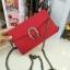 กระเป๋าหนังวัว GC style RED thumbnail 1