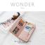 กระเป๋าสตางค์ผู้หญิง รุ่น WONDER สีชมพู thumbnail 9