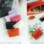 กระเป๋าสตางค์ ใส่เหรียญ รุ่น EVE สีขาวนวล thumbnail 5