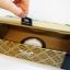 [SALE] กล่องใส่ทิชชู่ DAD โมโนแกรม สีครีม thumbnail 2