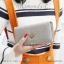 กระเป๋าสตางค์ผู้หญิง ใบยาว รุ่น DIAMONDS-L สีน้ำเงิน thumbnail 10