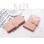 กระเป๋าสตางค์ผู้หญิง รุ่น KATE สีชมพู ใบยาว thumbnail 2