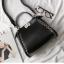 กระเป๋าหนังวัวแท้ Fendi Gray (21x17x12cm) thumbnail 5