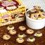 พร้อมส่ง ** Mini Pudding Chocolate ช็อคจิ๋วรูปพุดดิ้ง กล่องใหญ่ 80 ชิ้น (ช็อคโกแลตทนร้อนได้ ไม่ละลาย) thumbnail 3