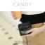 กระเป๋าสตางค์ผู้หญิง ใบสั้น รุ่น CANDY สีฟ้าเรโทร thumbnail 13