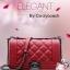 กระเป๋าหนัง แกะแท้ ELEGANG (RED) thumbnail 1