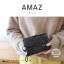 กระเป๋าสตางค์ผู้หญิง ขนาดกลาง รุ่น AMAZ สีม่วง thumbnail 9