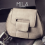 กระเป๋าสะพายข้างผู้หญิง รุ่น MILA สีน้ำตาล thumbnail 5
