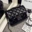 กระเป๋าหนังแกะ mini black 14x19x7cm thumbnail 1
