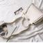 กระเป๋าหนังวัวแท้ Fendi Gray (21x17x12cm) thumbnail 25