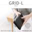 กระเป๋าสตางค์ผู้หญิง รุ่น GRID-L สีชมพูเข้ม ใบยาว สองซิป thumbnail 26