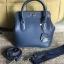 กระเป๋าหนังวัว toolbox หนัง swift size20 Blue jean thumbnail 1