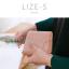 กระเป๋าสตางค์ผู้หญิง LIZE-S สีเขียว thumbnail 21