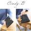 กระเป๋าสตางค์ผู้หญิง ทรงถุง สีแดง รุ่น CINDY-B thumbnail 14