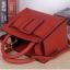 กระเป๋าหนังวัว Boyy Bobby (Red) thumbnail 3