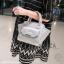 กระเป๋าสะพายข้าง รุ่น LIZA สีเงิน thumbnail 9