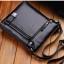 กระเป๋าหนังแท้ Teemzone Black สำหรับคุณผู้ชาย thumbnail 3