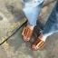 รองเท้าหนัง boyy (Brown) thumbnail 7