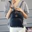 กระเป๋าเป้ผู้หญิง รุ่น AMAZ BAG สีดำ thumbnail 3