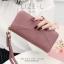 กระเป๋าสตางค์ผู้หญิง LIZE-L สีชมพู thumbnail 22