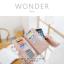 กระเป๋าสตางค์ผู้หญิง รุ่น WONDER สีชมพู thumbnail 5